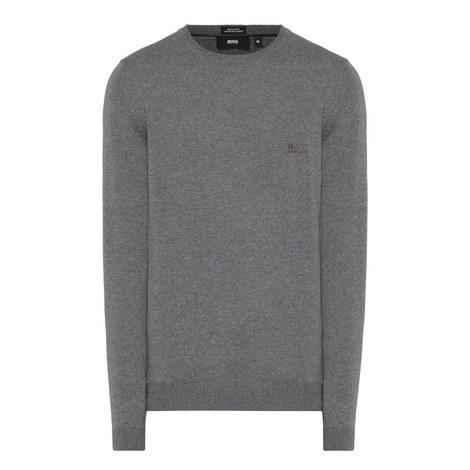 Bagritte Merino Wool Sweater, ${color}