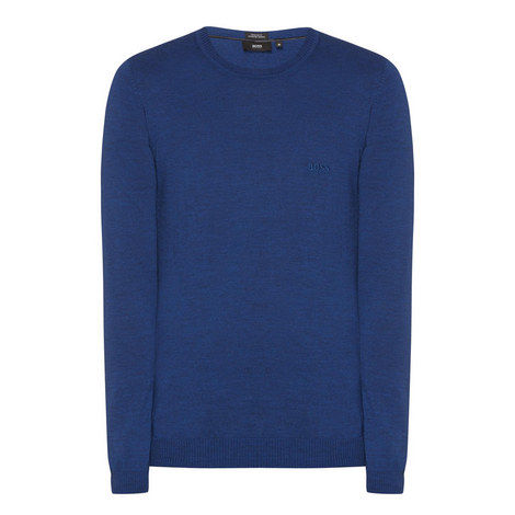 Bargritte Merino Wool Sweater, ${color}