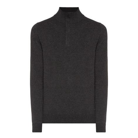 Bonny Half Zip Sweater, ${color}