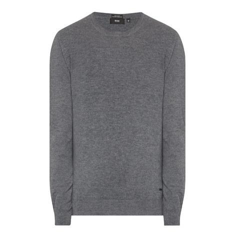 Brigg Virgin Wool Sweater, ${color}
