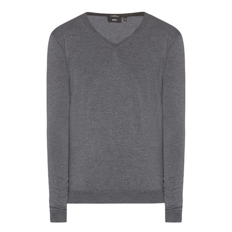 Melba Merino Wool Sweater, ${color}