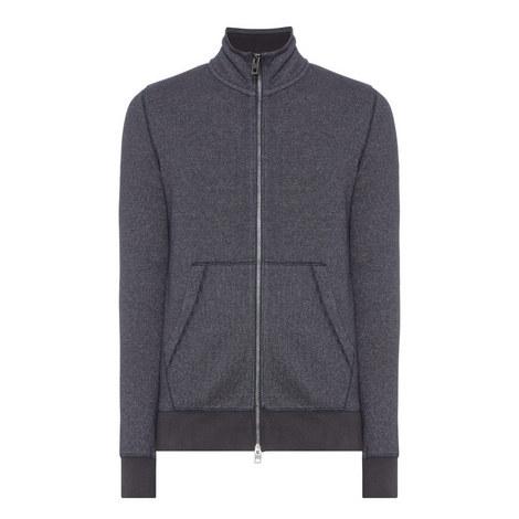 Ztark Zip-Through Sweater, ${color}