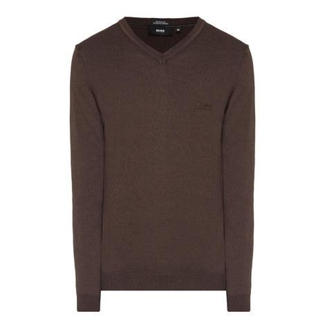 Batisse Merino Wool Sweater, ${color}