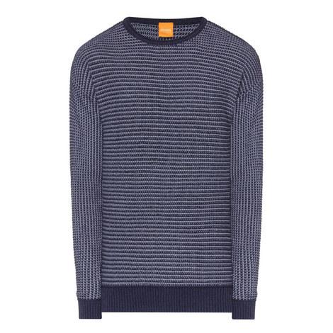 Arkuso Crew Neck Sweater, ${color}