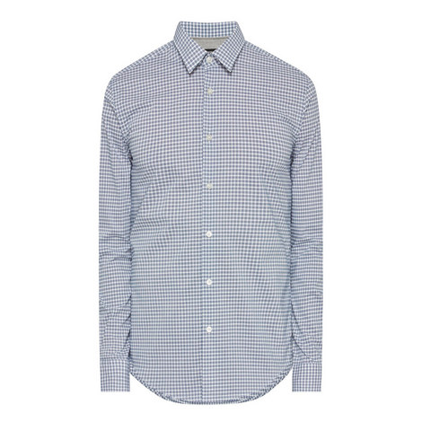 Ronni Micro Check Shirt, ${color}