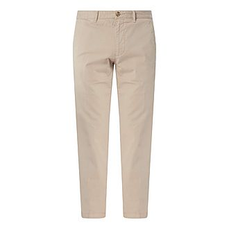 Crigan 3-D Slim Fit Chinos