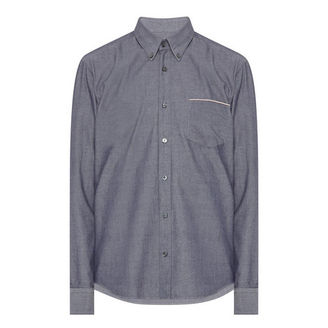 Rubens Chambray Shirt, ${color}