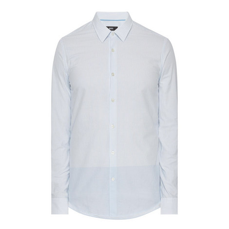 Reid Slim Fit Shirt, ${color}