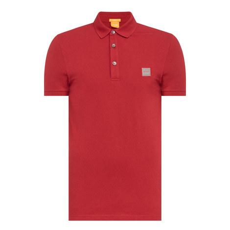 Slim Fit Polo Shirt, ${color}