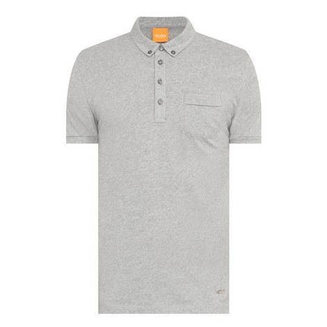 Button-Down Polo Shirt, ${color}