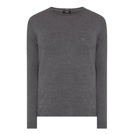 Finello Crew Neck Sweater, ${color}