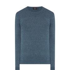 Ives Crew Neck Mélange Sweater