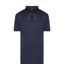 T-Peterson Diamond Polo Shirt