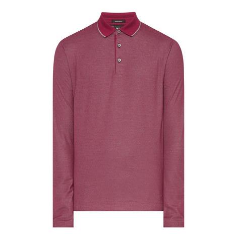 Pado Long Sleeve Polo Shirt, ${color}