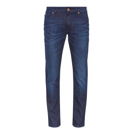 Maine Straight Leg Jeans, ${color}