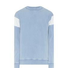 Wham Contrast Trim Sweater