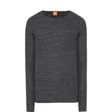 Akmerso Crew Neck Sweater