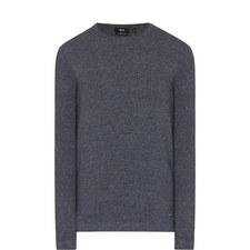 Mustino Crew Neck Sweater