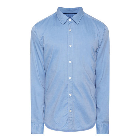 Reid Oxford Shirt, ${color}