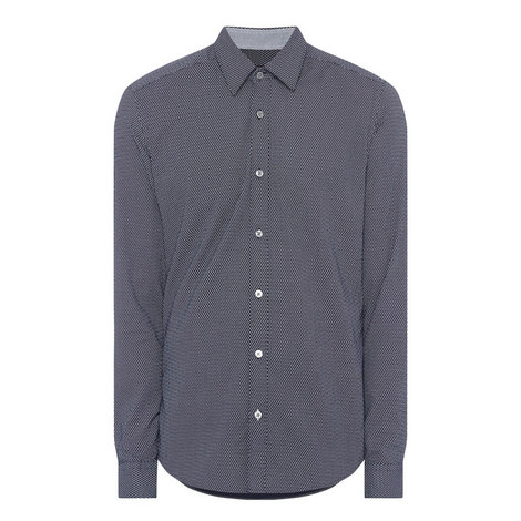 Lance Micro-Pattern Shirt , ${color}