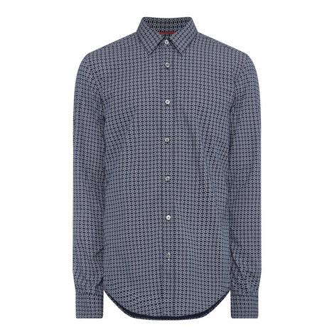 Ronni Nautical Print Shirt, ${color}