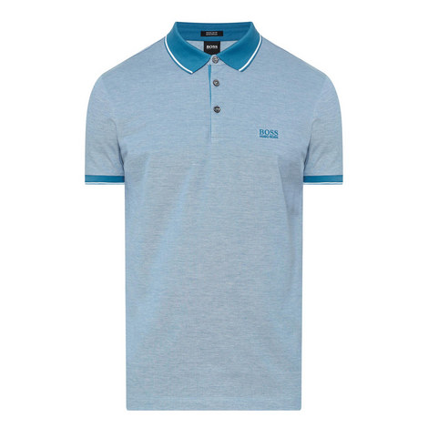 Prout Textured Polo Shirt, ${color}