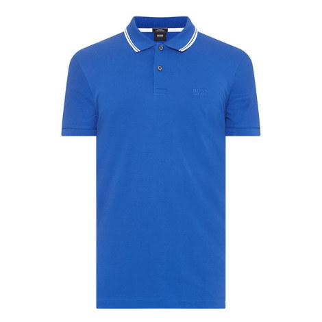 Phillipson Striped Polo Shirt, ${color}
