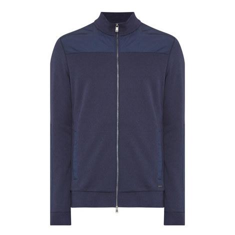 Shepherd Zip-Through Sweatshirt, ${color}
