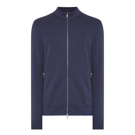 Soule Zip-Through Sweatshirt, ${color}