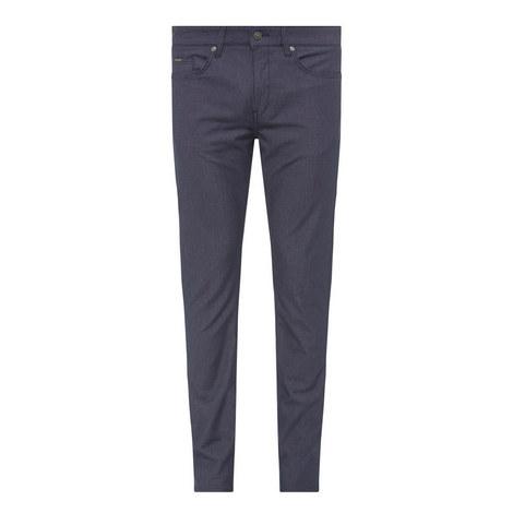 Delaware Pin Dot Jeans, ${color}