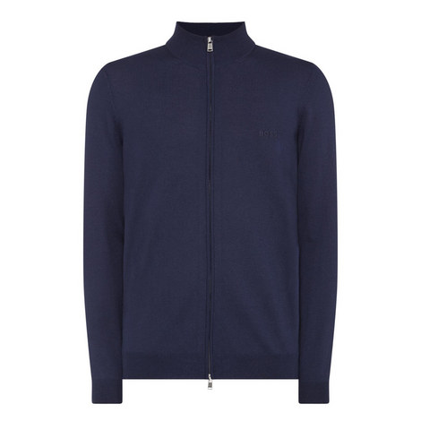 Balonso Zip-Through Sweater, ${color}