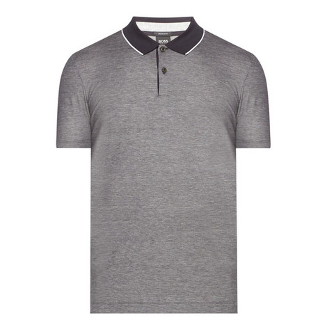 Piket 11 Trim Polo Shirt, ${color}