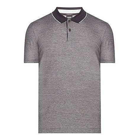 Piket 11 Trim Polo Shirt, ${color}