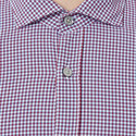 Ridley Micro-Check Shirt, ${color}