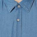 Ronni Micro-Dot Chambray Shirt, ${color}