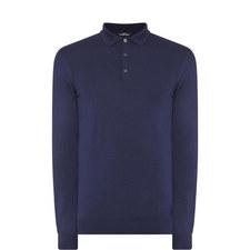 Palasco Wool Polo Shirt