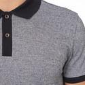 Phillipson Mélange Polo Shirt, ${color}