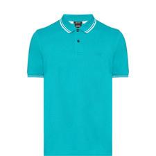 Parlay Stripe Trim Polo Shirt