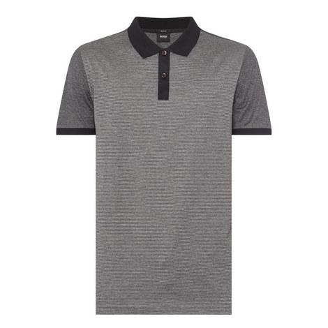 Phillipson 21 Striped Polo Shirt, ${color}