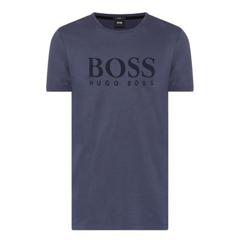 Tessler Flocked Logo T-Shirt, ${color}