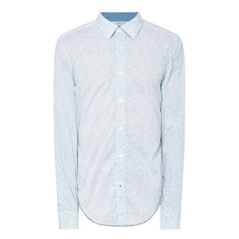 Lukas Micro-Flower Shirt, ${color}
