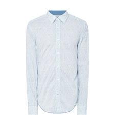 Lukas Micro-Flower Shirt