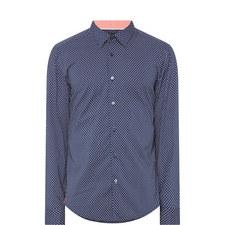 Lukas Micro-Dot Shirt