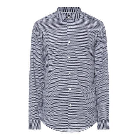 Lukas Geometric Print Shirt, ${color}