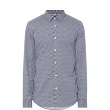 Lukas Geometric Print Shirt