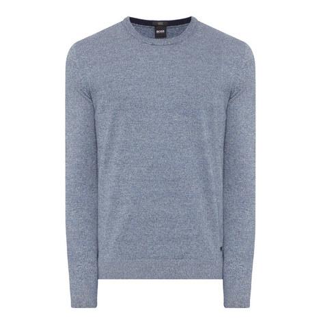 Fabello-D Crew Neck Sweater, ${color}
