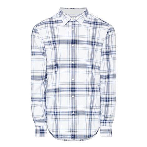 Log Check Shirt , ${color}