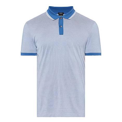 Phillipson 32 Striped Polo Shirt, ${color}