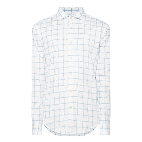 Ridley Broken Check Shirt , ${color}