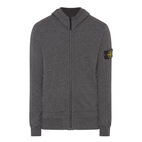 Patch Dark Hooded Sweater, ${color}